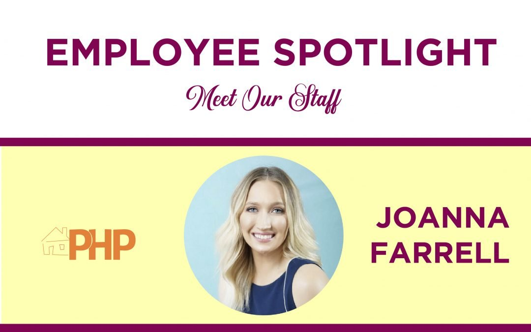 Employee Spotlight – Meet Joanna Farrell