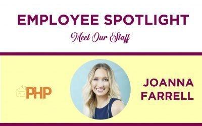 Employee Spotlight – Meet Joanna Farrell