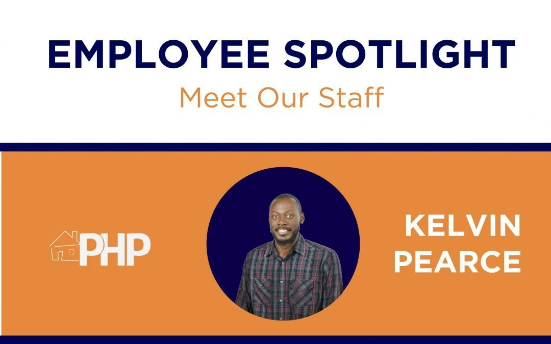 Employee Spotlight – Meet Kelvin Pearce