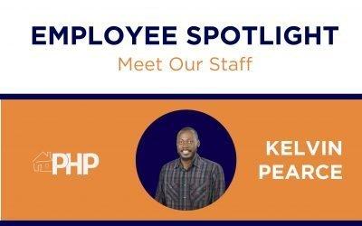 Employee Spotlight – Meet Kelvin Pearce