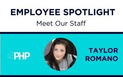 Employee Spotlight – Meet Taylor Romano