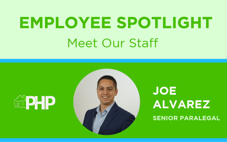 Employee Spotlight – Meet Joe