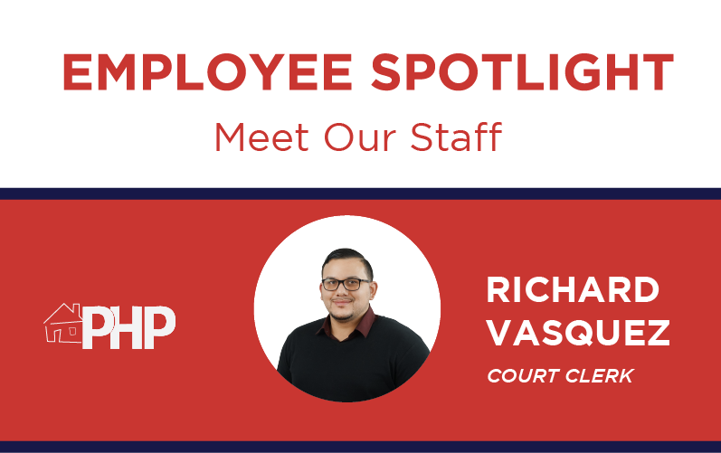 Employee Spotlight – Meet Richard