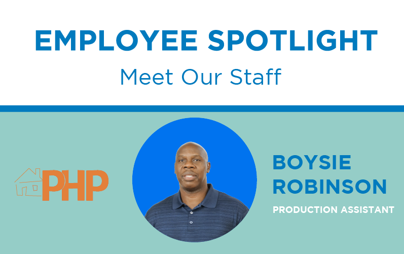 Employee Spotlight – Meet Boysie