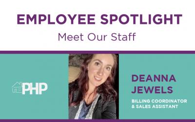 Employee Spotlight – Meet Deanna