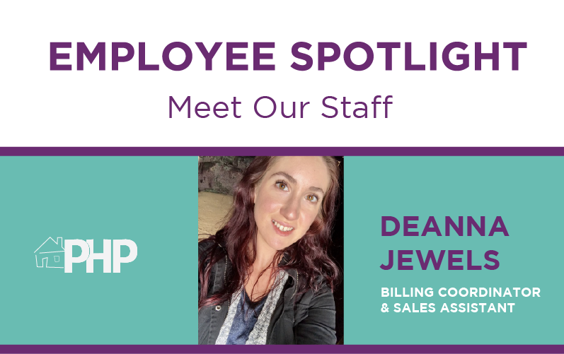 Employee Spotlight – Meet Deanna