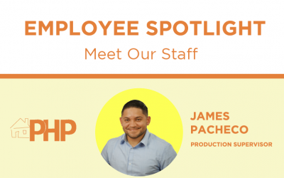 Employee Spotlight – Meet James Pacheco