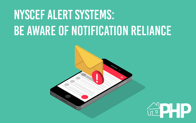 NYSCEF Alert Systems: Be Aware of Notification Reliance