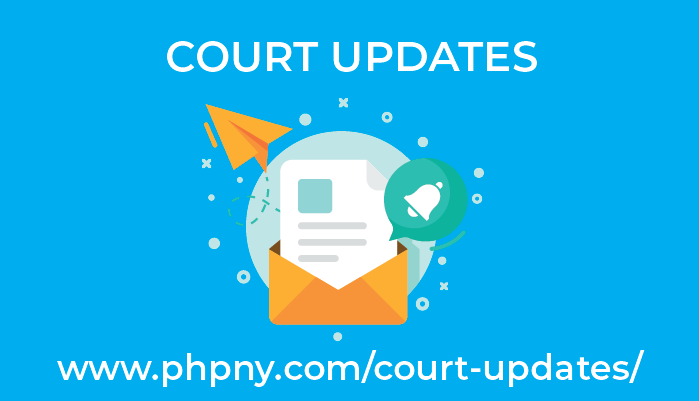 PHP Court Updates Page