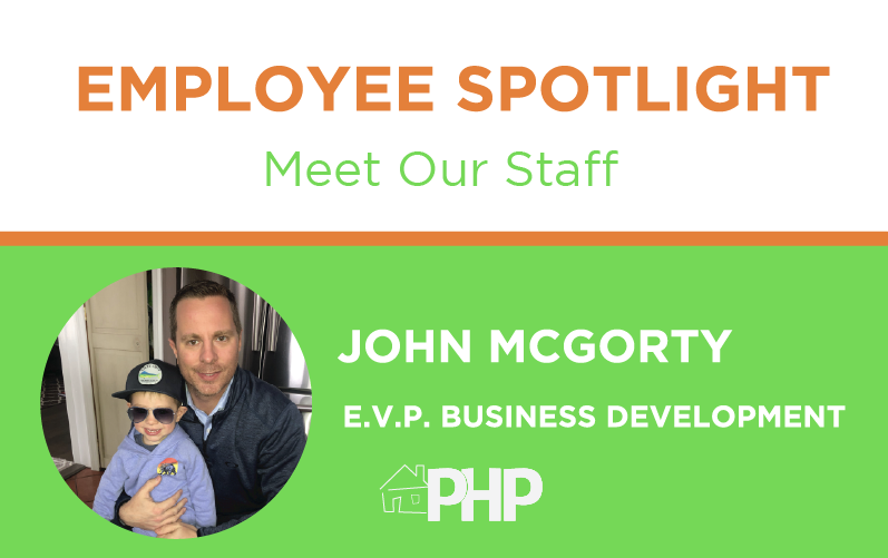 Employee Spotlight – Meet John McGorty
