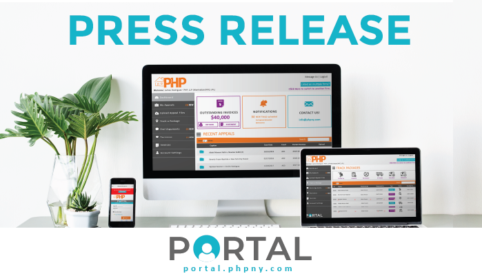 PHP Enhances Client Portal with New Features  For a More Efficient Client-Focused Experience